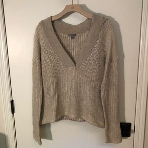 James Perse cotton sweater 3